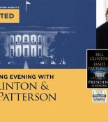 Orlando Sentinel's Unscripted presents Bill Clinton and James Patterson