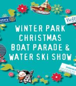 Christmas Boat Parade and Water Ski Show