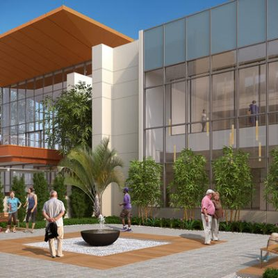 What's In Store for Winter Park's Center for Health & Wellbeing?