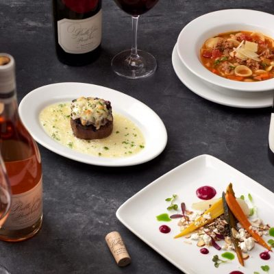 Ruth's Chris's Steakhouse Features Belle Glos Wines in Second Dinner of 2019 Tastemaker Series