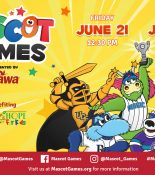 26th Annual Mascot Games presented by WAWA to benefit New Hope for Kids