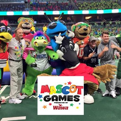 New Hope For Kids Announces Mascot Games Presented By Wawa 2019 Show Dates
