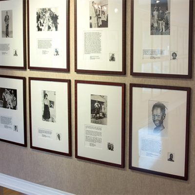 New Hannibal Square Exhibition Reveals Rich History & Tradition