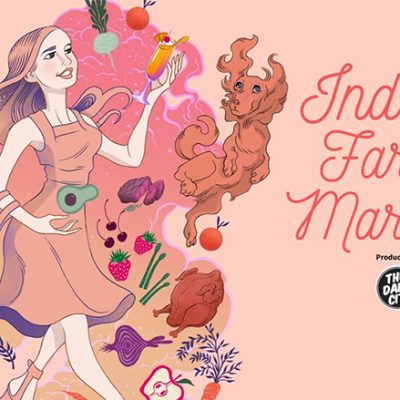 Get Your Local On At The Largest Indoor Farmer's Market