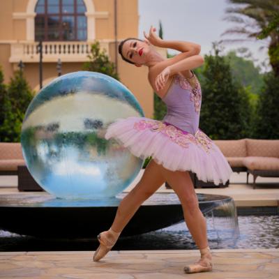 Orlando Ballet Board Members Receive Prestigious Award for Outstanding Philanthropy