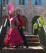 Music at the Casa: Alboreá Dances