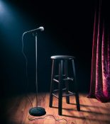 Stand-Up Comedy @The Geek Easy
