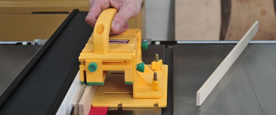 MICROJIG reaches milestone in effort to end table saw injuries