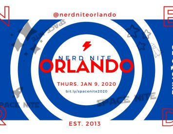 Nerd Nite Orlando – SPACE NITE 2020