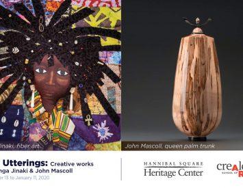 Soul Utterings Exhibition @ Hannibal Square Heritage Center