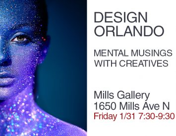 Mental Musings With Creatives: Design Orlando Jan 2020