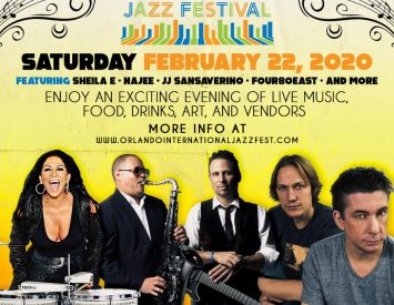 Orlando International Jazz Festival