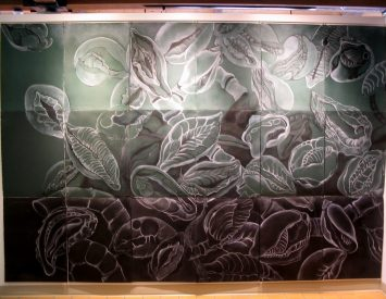 Eros and Thanatos Art Exhibit by Susan Hensel