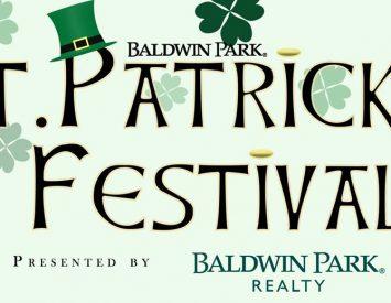 Baldwin Park St. Patrick's Festival 2020