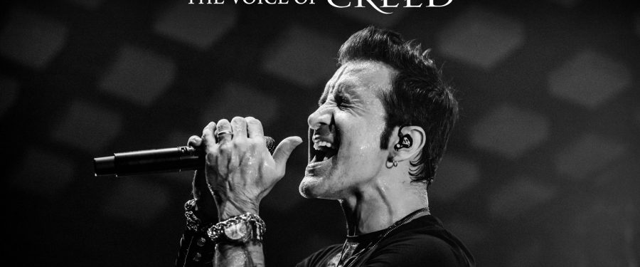 City Of Apopka To Host Scott Stapp The Voice Of Creed