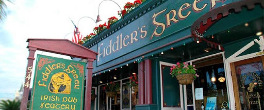Spotlight: Fiddler's Green Irish Pub and Eatery