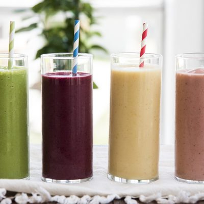 Why You Should Add Smoothies To Your Diet
