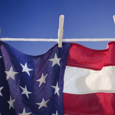 Laundry and the Contemplation of America