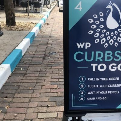 Curbside Pickup In Winter Park: City of Winter Park is Boosting Business