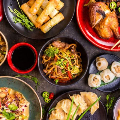 Top 5 of The Best Asian Restaurants in Orlando