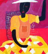 Vibrant Vision: African Diaspora & African American Artists' Works