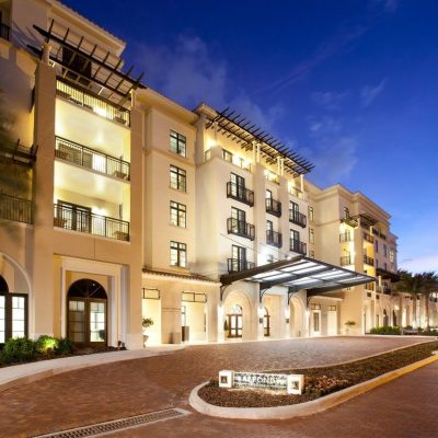 The Alfond Inn's New Expansion In Winter Park