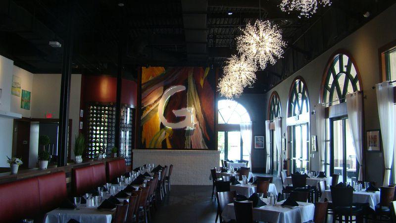 Winter Park restaurant Galeria