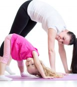 Mommy and Me Yoga