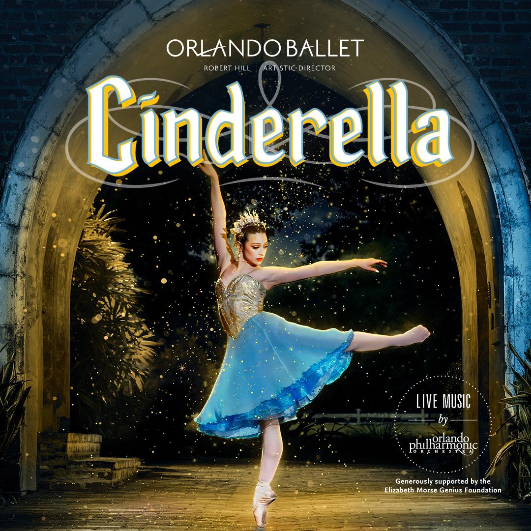 Orlando Ballet Cinderella 2020