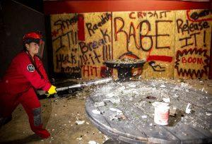 Rage rooms of Winter Park