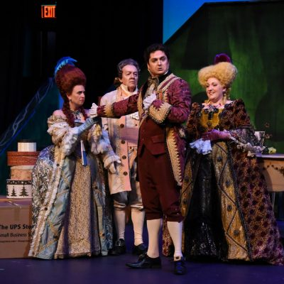 Opera Orlando's Anniversary Celebration