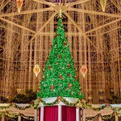 I love Christmas Movies' experience at Gaylord Palms