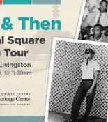 Now & Then Hannibal Square Walking Tour