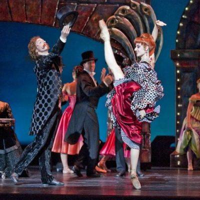Moulin Rouge Orlando Ballet