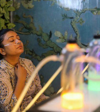 Breathe Modern wellness bar