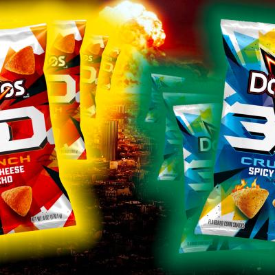 Doritos 3D is making a comeback