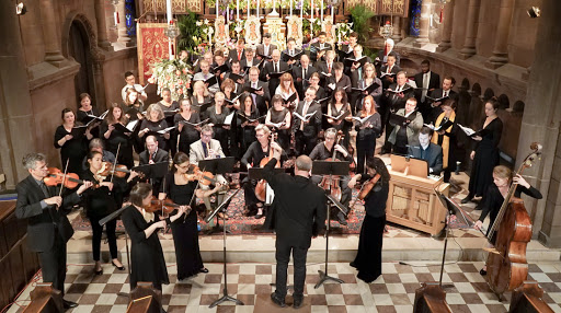 The Orlando 86th Bach Festival is here