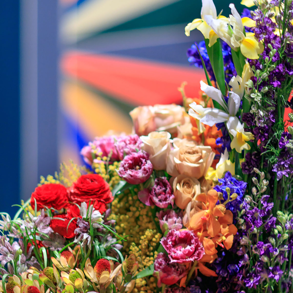 Festival of fine arts and flowers 2021