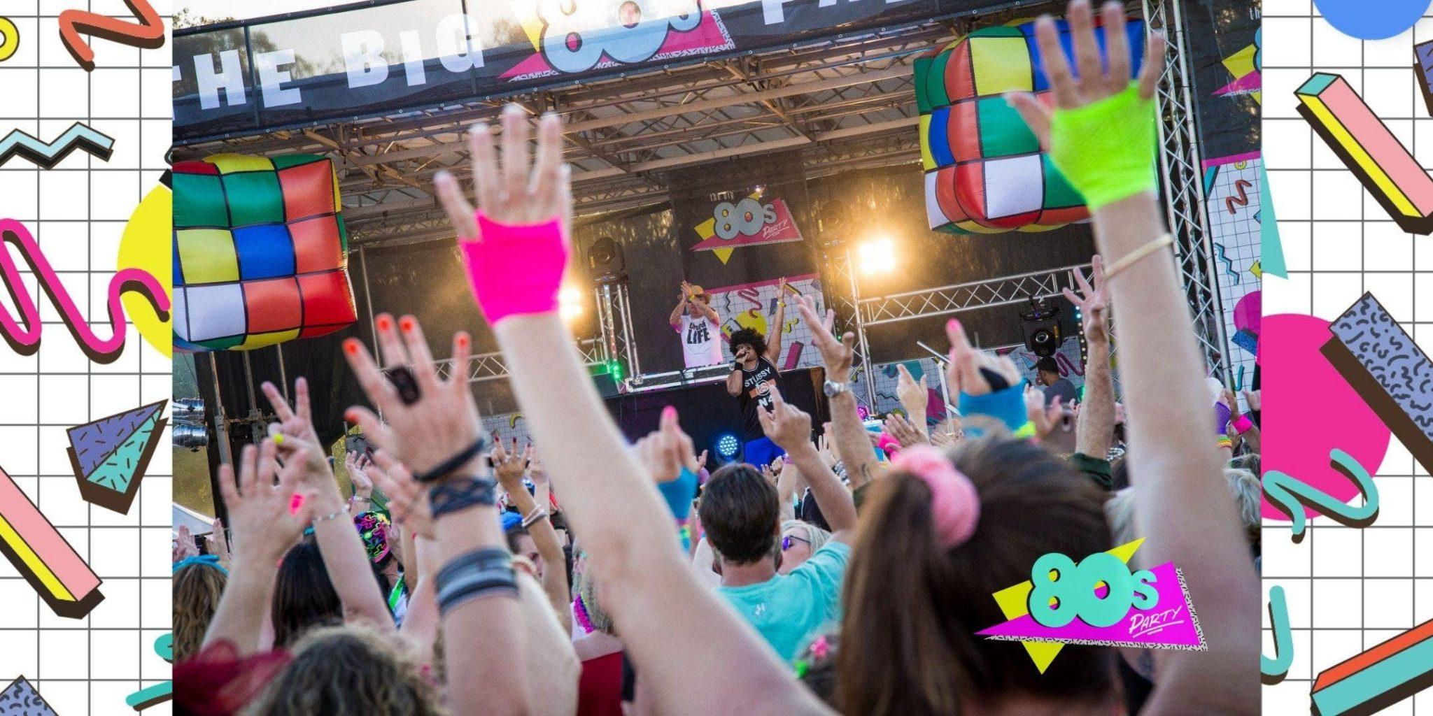 The BIG 90's Party-Orlando