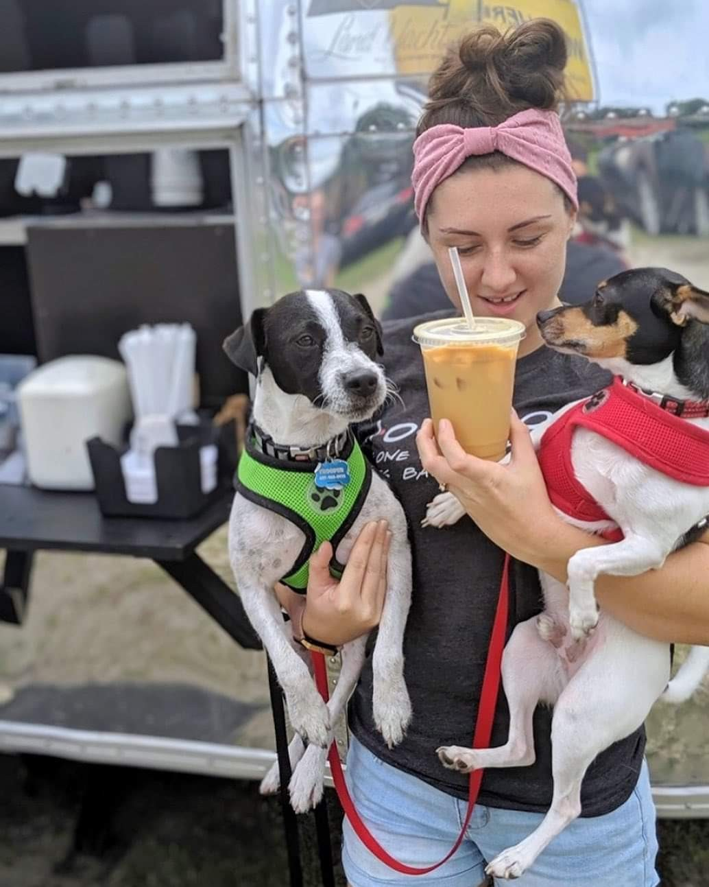 Cups and Pups Coffee