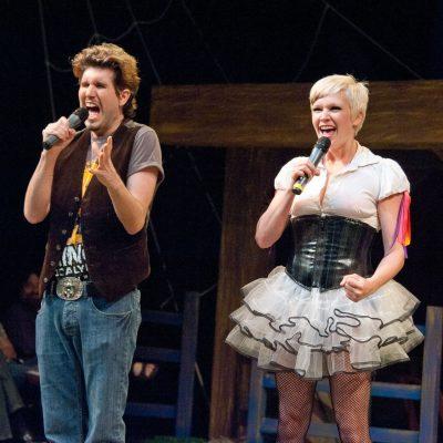 The Fringe Festival has begun!