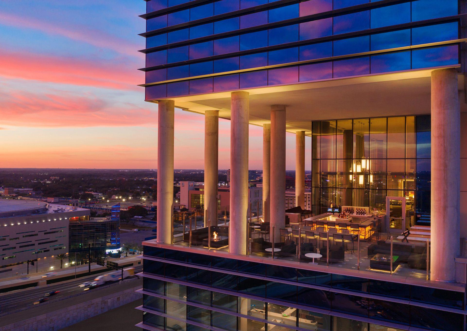Sky Bar at AC Hotel Orlando Downtown