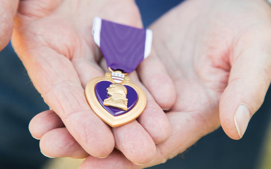 Purple Heart Day 2021