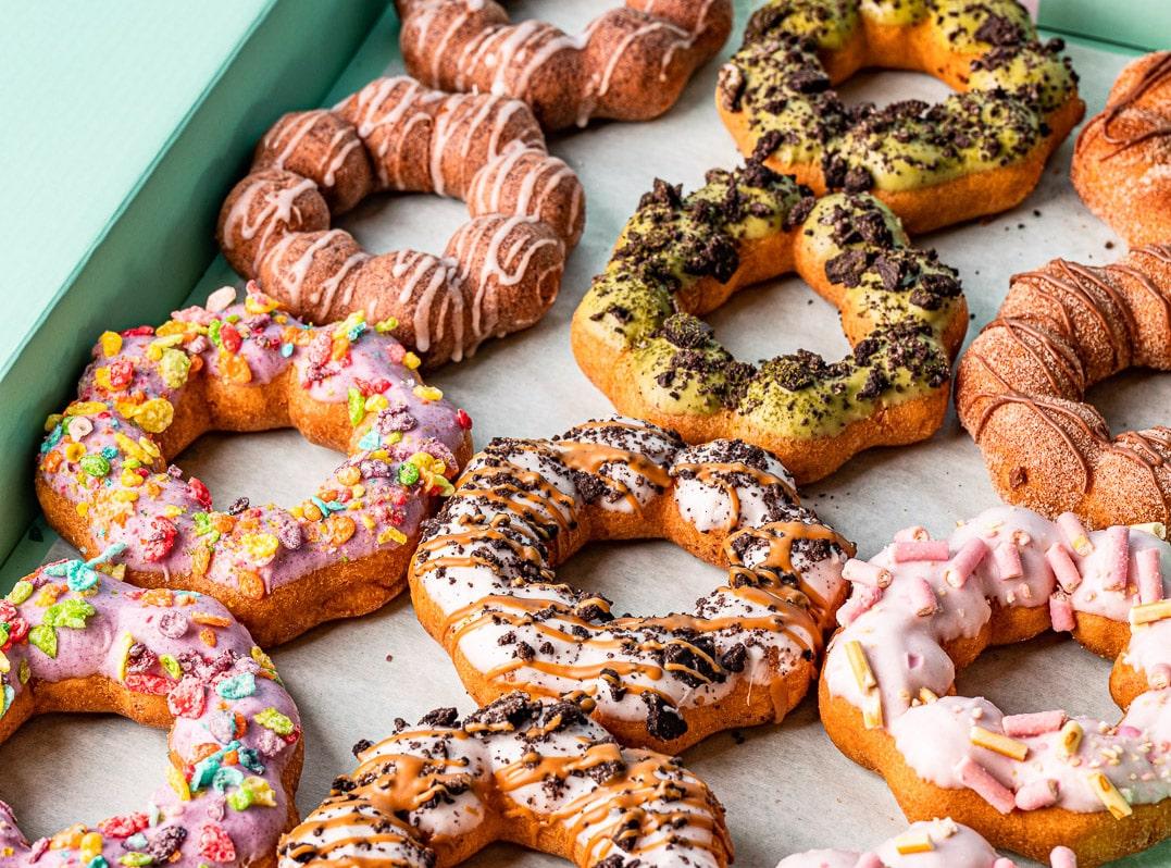Top Doughnut Spots